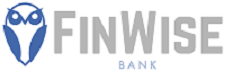FinWise Logo MASTER Blue and Gray
